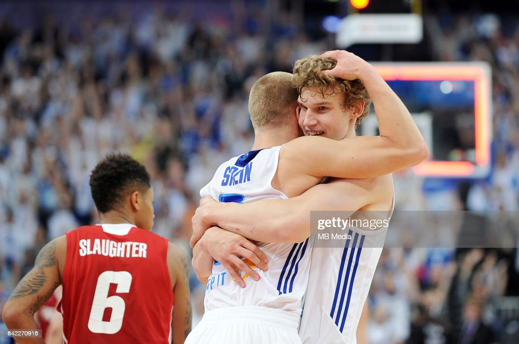 Finland v Poland - FIBA Eurobasket 2017: Group A : News Photo
