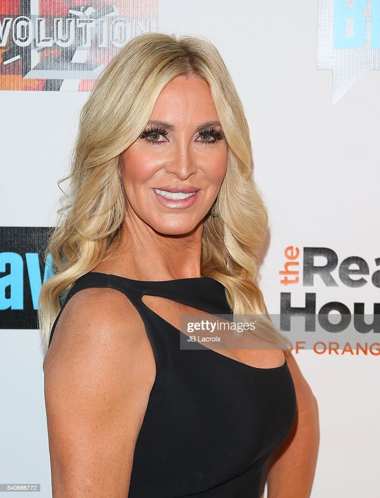 """Premiere Party For Bravo's """"The Real Housewives Of Orange County"""" 10 Year Celebration - Arrivals : News Photo"""
