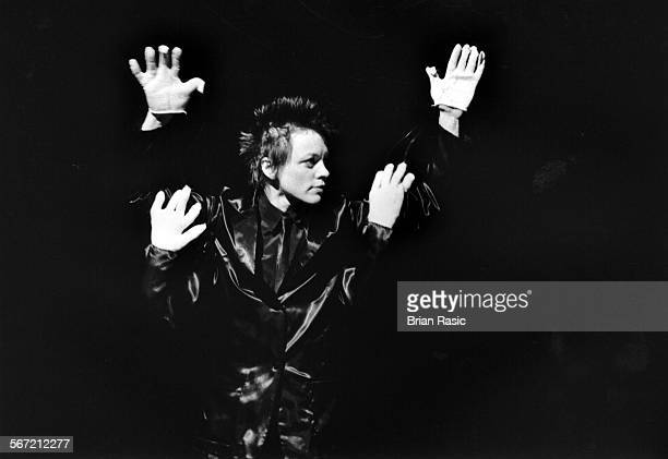 Laurie Anderson At Dominion Theatre 16 Feb 1983 Laurie Anderson At Dominion Theatre 16 Feb 1983