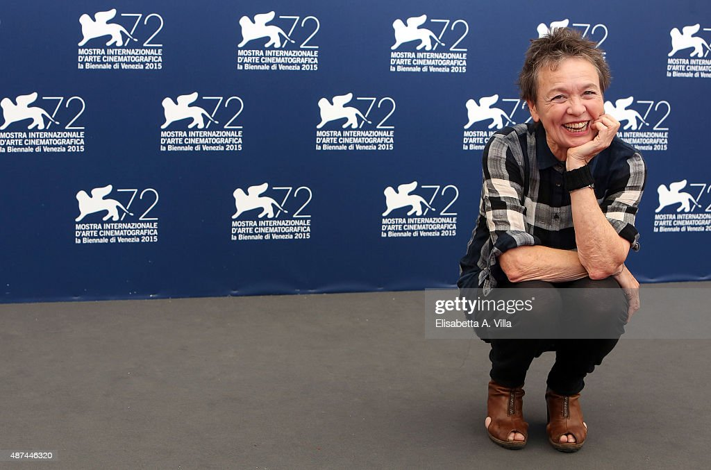 'Heart Of A Dog' Photocall - 72nd Venice Film Festival