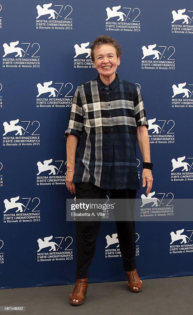 'Heart Of A Dog' Photocall - 72nd Venice Film Festival
