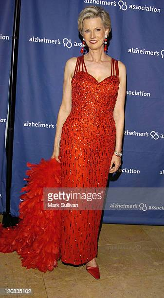 """Laurie Burrows Grad during The Alzheimer's Association's 12th Annual """"A Night at Sardi's"""" at The Beverly Hilton Hotel in Beverly Hills, California,..."""