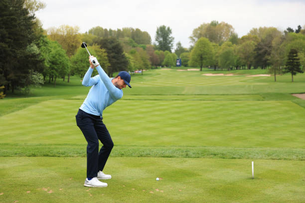 GBR: Betfred British Masters hosted by Danny Willett - Day Three
