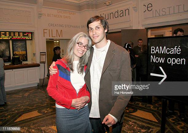 Laurie Collyer, director and Jeb Brody, Executive Producer