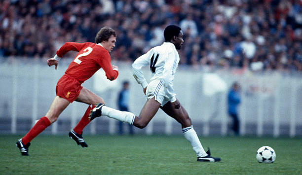 Image result for laurie cunningham liverpool 1981