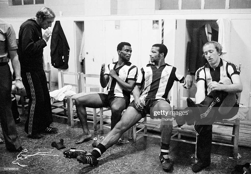 Laurie Cunningham And Cyrille Regis : News Photo