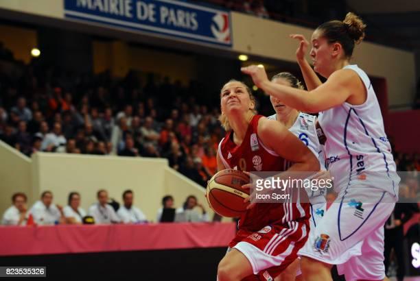 Laurie DATCHY Landes / Villeneuve d'Ascq Open LFB Stade Pierre de Coubertin Paris