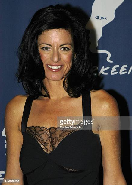 Laurie David during Riverkeeper Gala Honoring Viacom's Tom Freston at Pier 60 at Chelsea Piers in New York City, New York, United States.