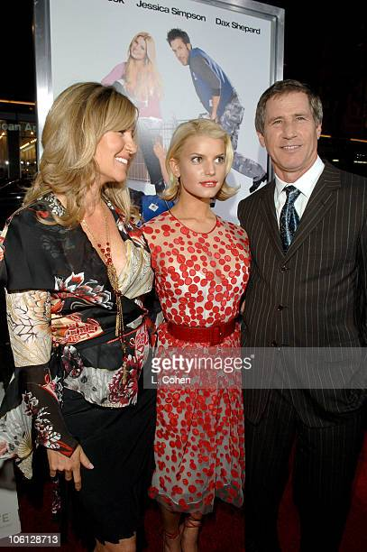 Laurie Feltheimer Jessica Simpson and Jon Feltheimer Lionsgate CEO