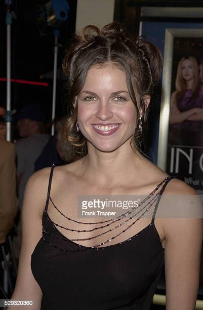 Laurie Fortier costar of the film