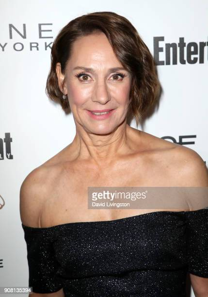 Laurie Metcalf attends Entertainment Weekly's Screen Actors Guild Award Nominees Celebration sponsored by Maybelline New York at Chateau Marmont on...