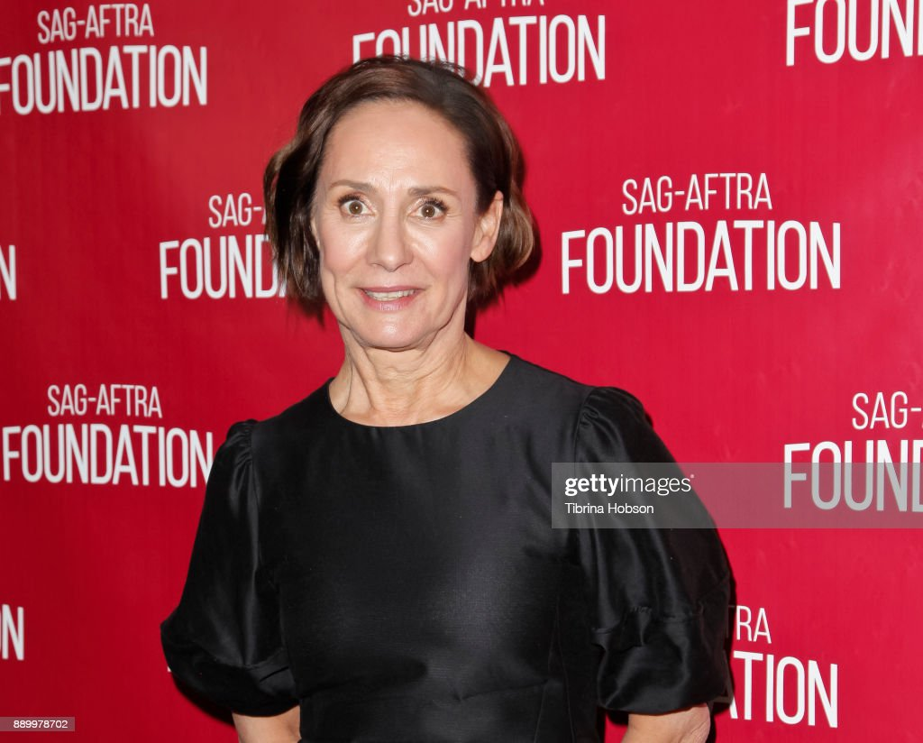 Laurie Metcalf attends SAG-AFTRA Foundation's Conversations program at SAG-AFTRA Foundation Screening Room on December 9, 2017 in Los Angeles, California.
