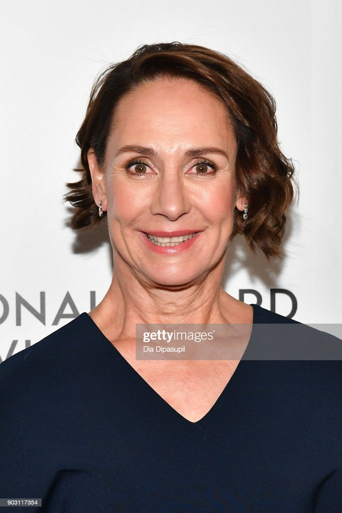 Laurie Metcalf attends the 2018 National Board of Review Awards Gala at Cipriani 42nd Street on January 9, 2018 in New York City.