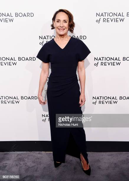Laurie Metcalf attends the 2018 National Board Of Review Awards Gala at Cipriani 42nd Street on January 9 2018 in New York City