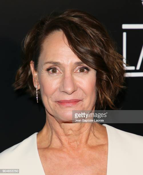 Laurie Metcalf attends the 43rd Annual Los Angeles Film Critics Association Awards on January 13 2018 in Hollywood California