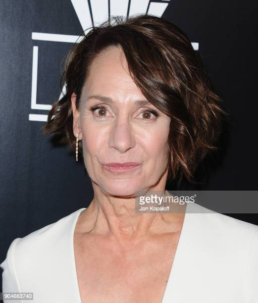 Laurie Metcalf attends the 43rd Annual Los Angeles Film Critics Association Awards on January 13 2018 in Los Angeles California