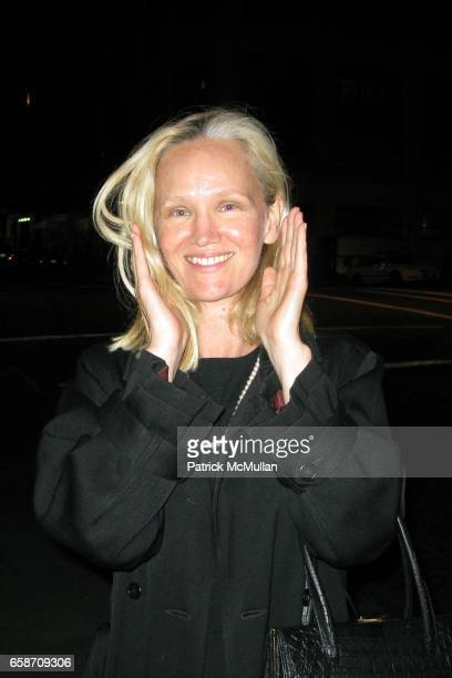 Laurie Ogle attends Annie Flanders Birthday at Bubble Lounge on June 16 2009 in New York City