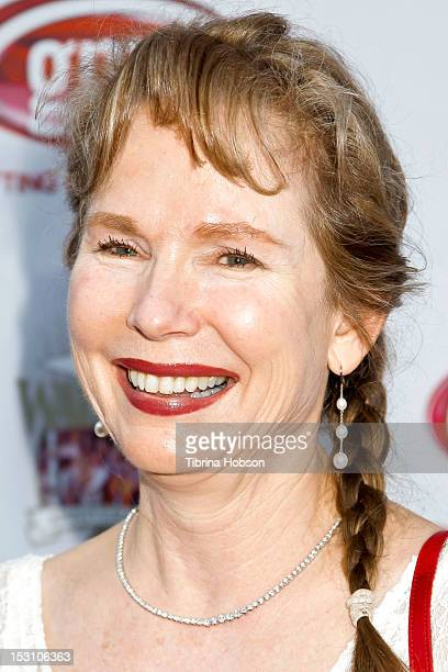 Laurie Prange attends the 'The Waltons' 40th anniversary reunion at the Wilshire Ebell Theatre on September 29 2012 in Los Angeles California