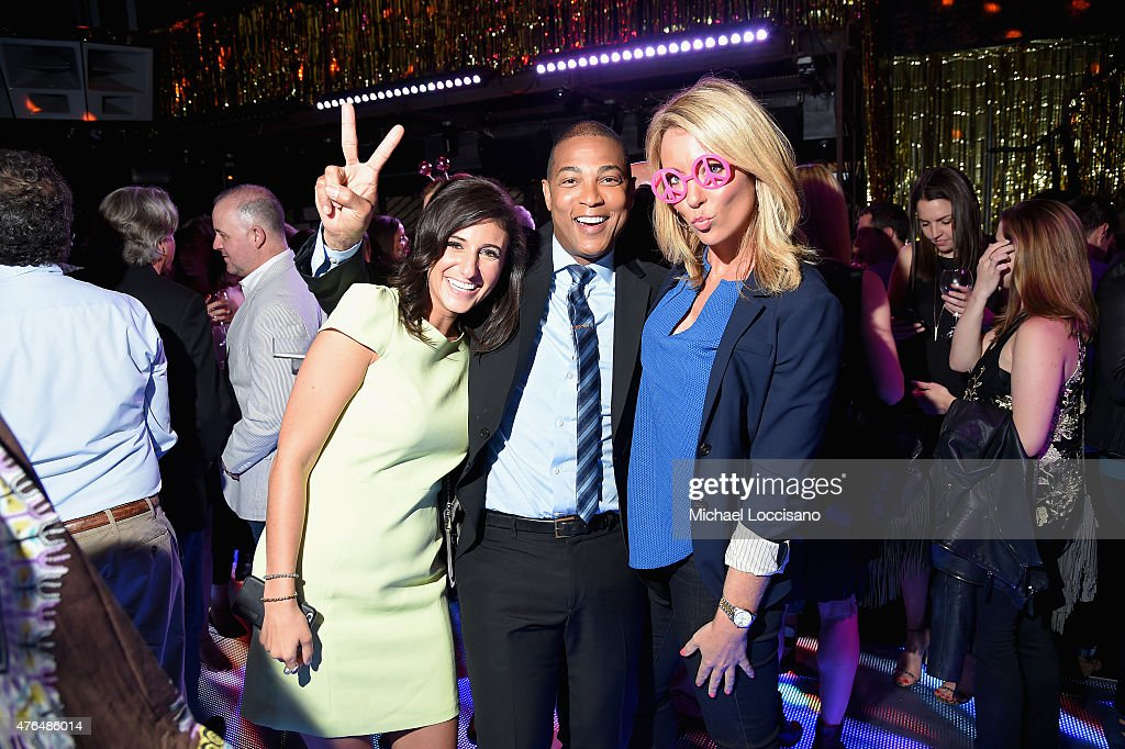 CNN The Seventies Launch Party : News Photo