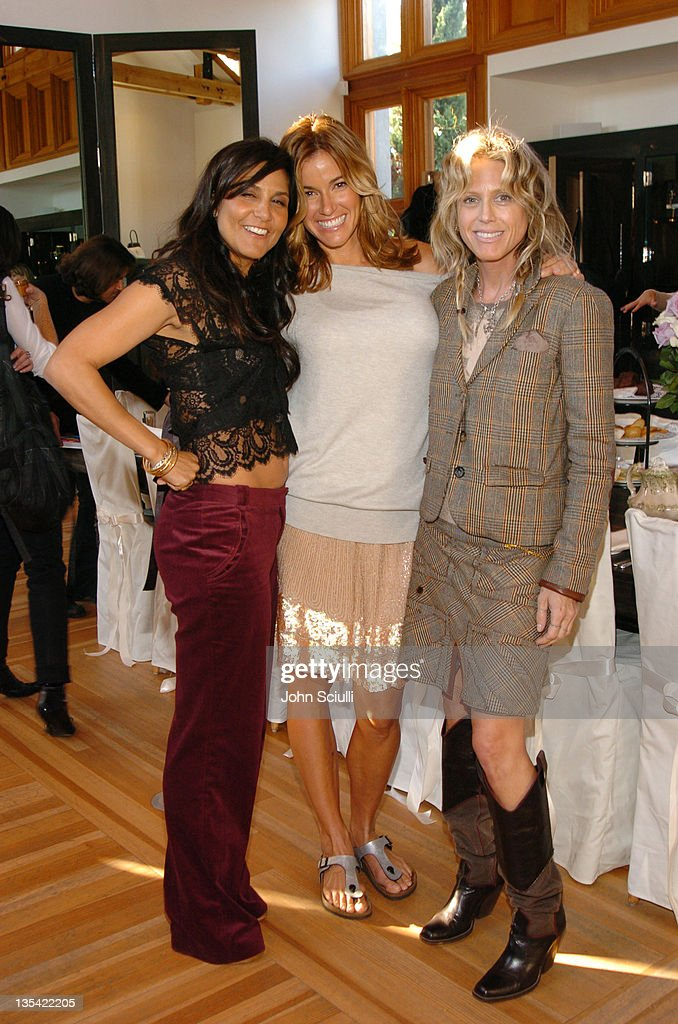 Laurie Stark of Chrome Hearts Hosts a High Tea in Celebration of Kelly Killoren