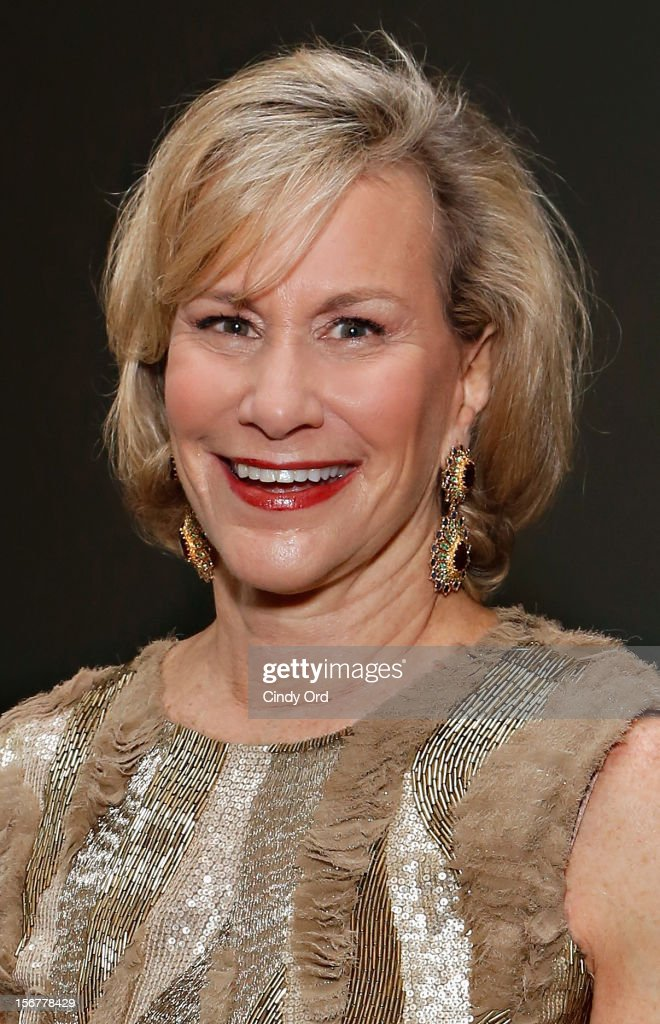 Laurie Tisch attends the 2012 History Makers Gala at The Pierre Hotel on November 20, 2012 in New York City.