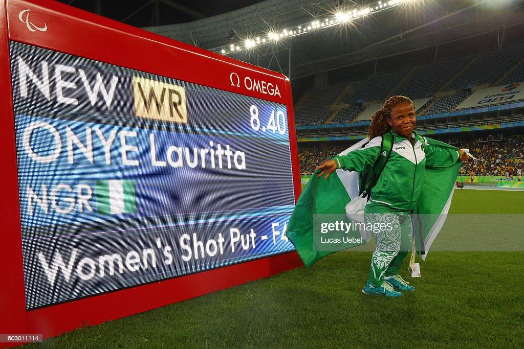 Rio Paralympics - Day 4 : News Photo