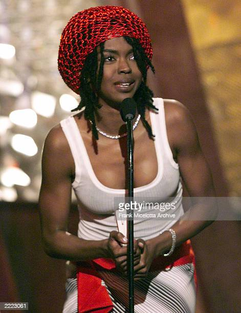 Lauryn Hill at the 1999 Grammy Awards held in Los Angeles CA on February 24 1999 Photo by Frank Micelotta/ImageDirect