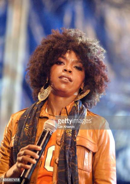 Lauryn Hill Cactus Festival Brugge Belgium