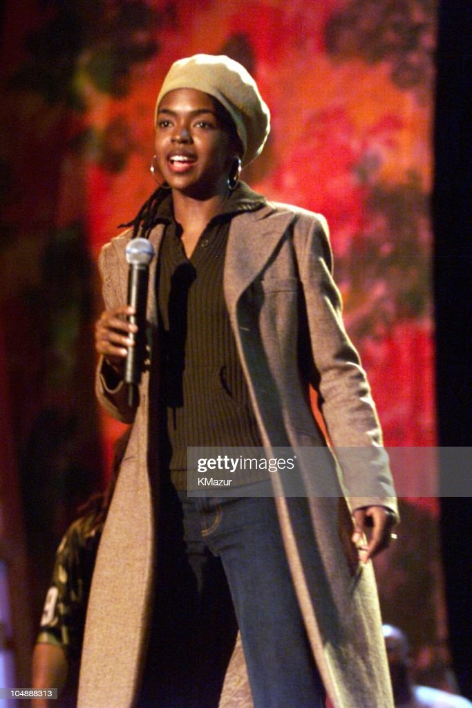 Lauryn Hill during One Love-The Bob Marley Tribute in Oracabessa Beach, Jamaica.