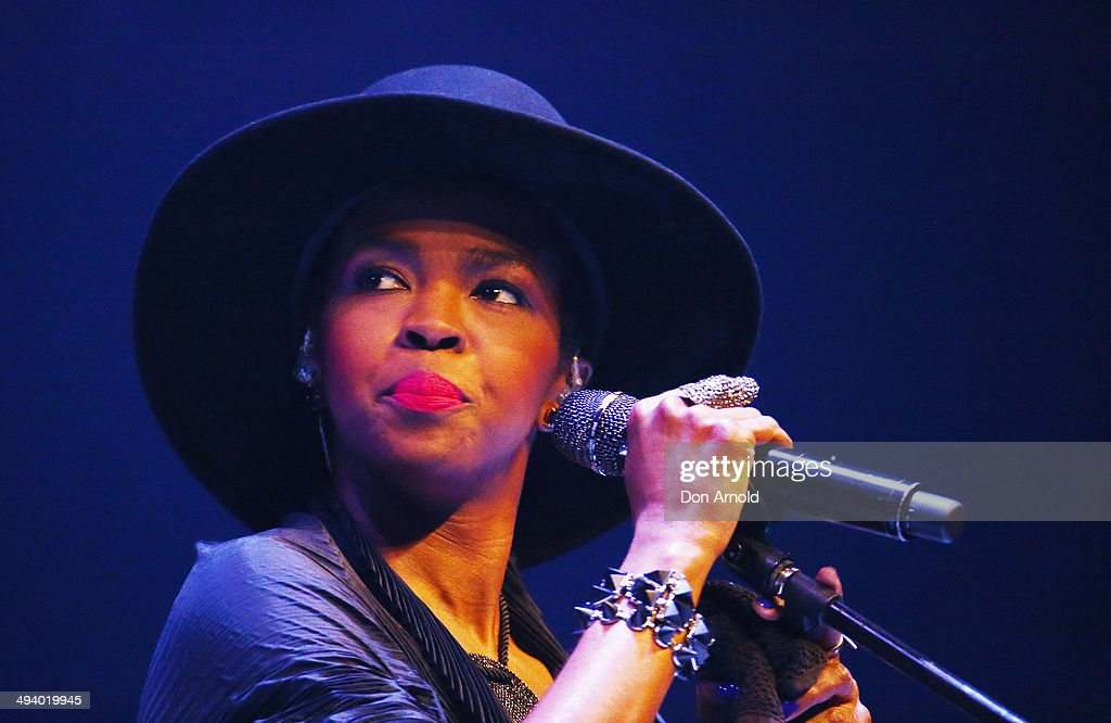 Lauryn Hill Performs Live In Sydney : News Photo