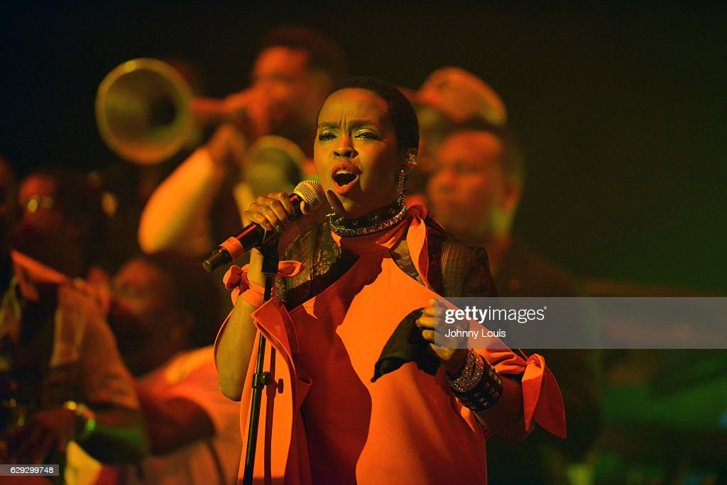 Lauryn Hill In Concert : News Photo