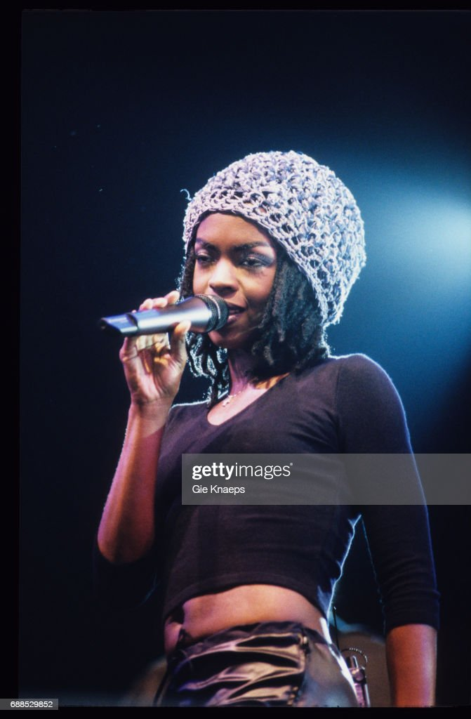 Lauryn Hill : News Photo