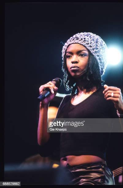 Lauryn Hill Pinkpop Festival Landgraaf Holland