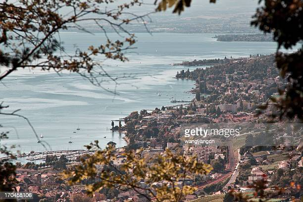 lausanne, switzerland - vaud canton stock photos and pictures