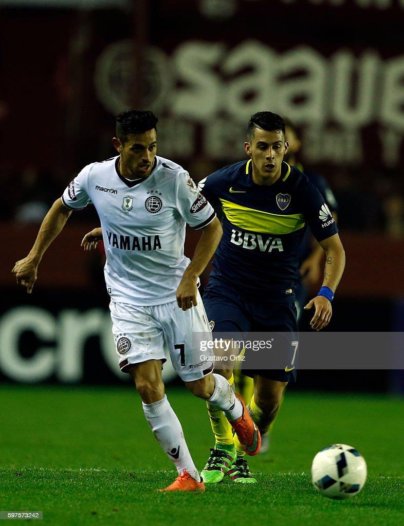 Lanus v Boca Juniors - Torneo Primera Division 2016/2017