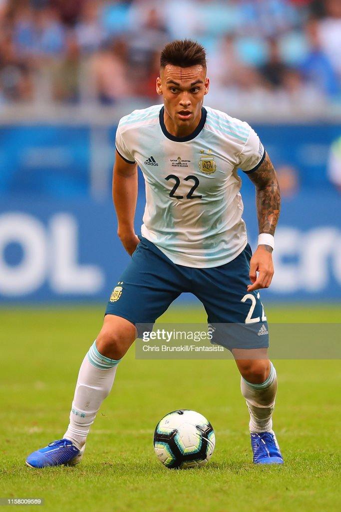 Qatar v Argentina: Group B - Copa America Brazil 2019 : ニュース写真