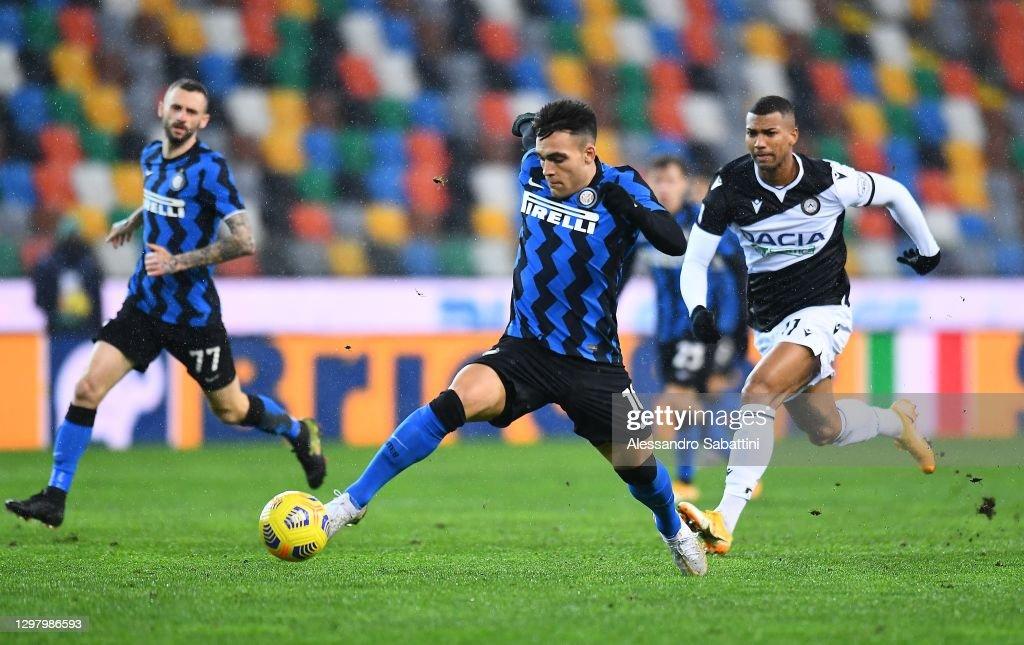 Udinese Calcio v FC Internazionale - Serie A : News Photo