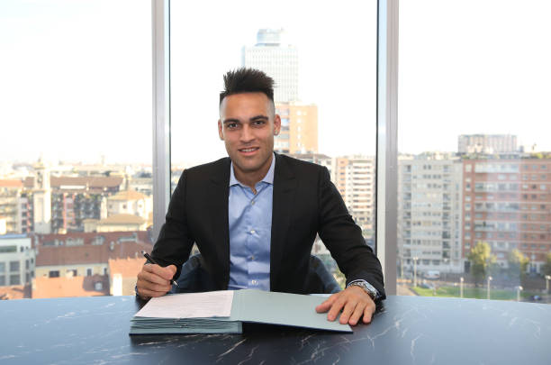 ITA: Lautaro Martinez Extends His Contract With FC Internazionale
