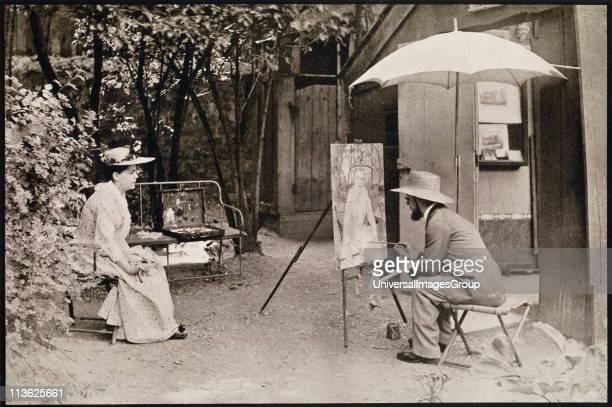 Lautrec painting Berthe La Sourde 1890 Henri Marie Raymond de ToulouseLautrec Monfa 18641901 French painter printmaker draftsman and illustrator From...