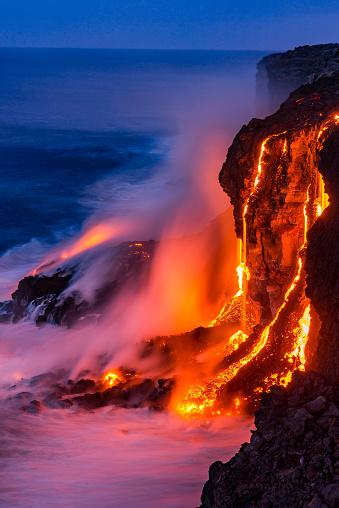 Lava Falls at Kilauea 13 1023671946