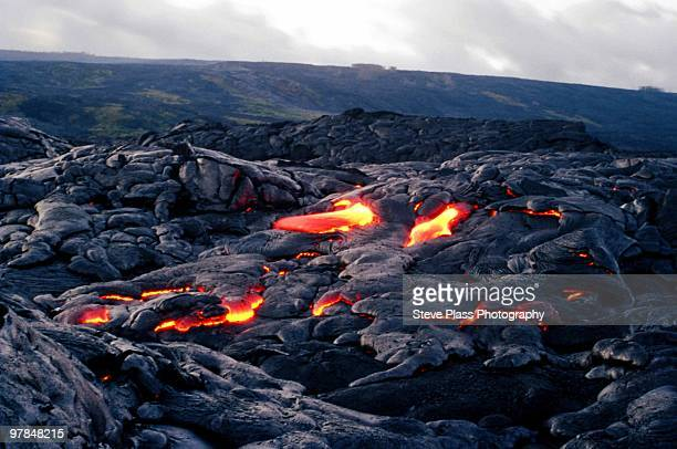 Lava Flow, Big Island of Hawaii