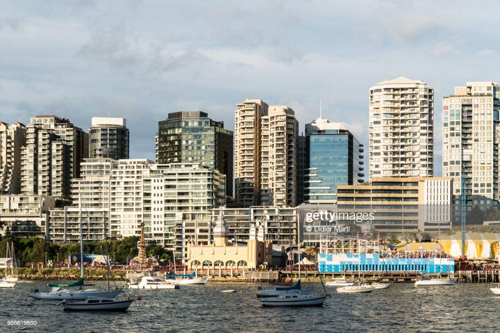Lavender Bay in Sydney : Stock Photo