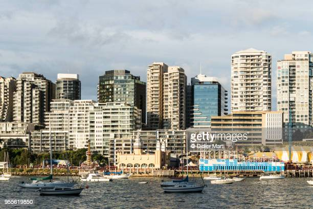 lavender bay in sydney - housing development stock pictures, royalty-free photos & images