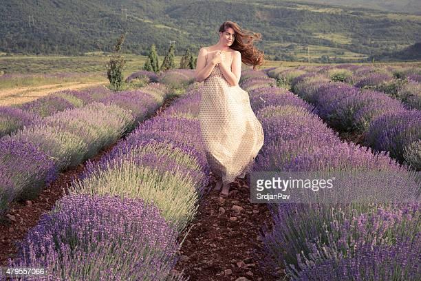 Lavender Goddess