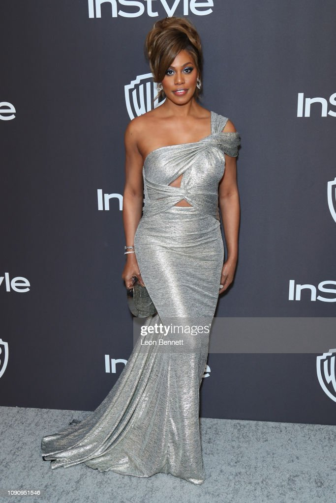 InStyle And Warner Bros. Golden Globes After Party 2019 - Arrivals : News Photo