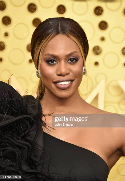 Laverne Cox attends the 71st Emmy Awards at Microsoft Theater on September 22 2019 in Los Angeles California