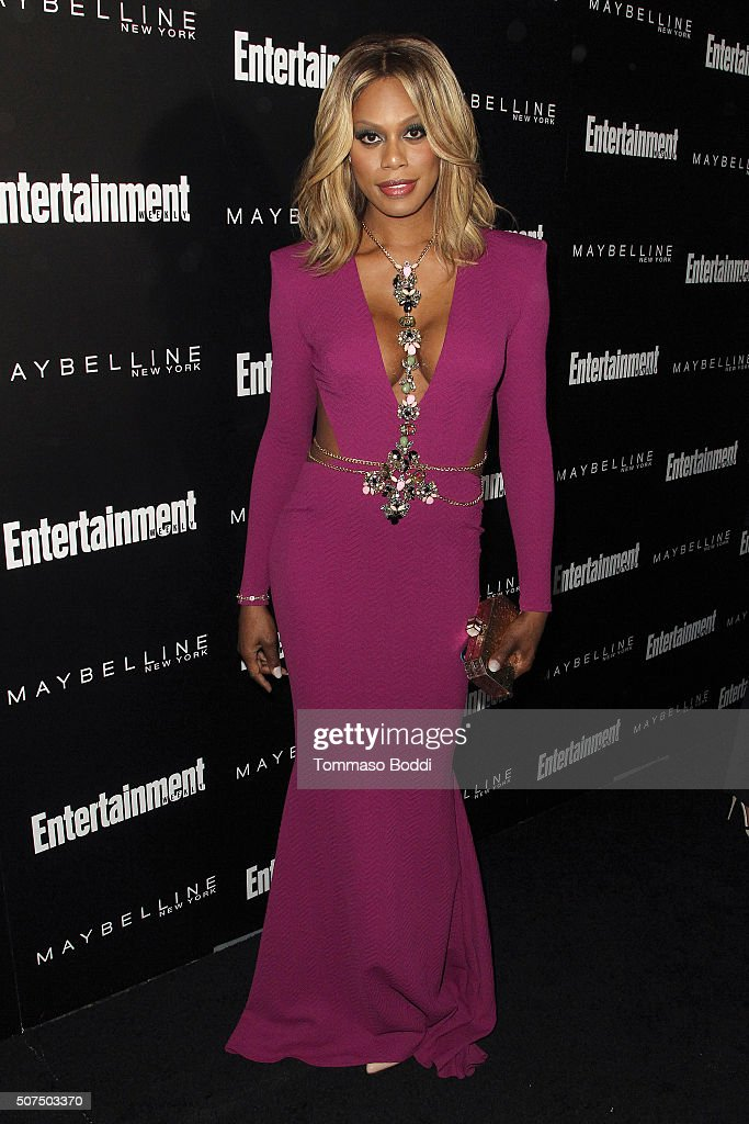 Entertainment Weekly's Celebration Honoring The 2016 SAG Awards Nominees - Arrivals : News Photo