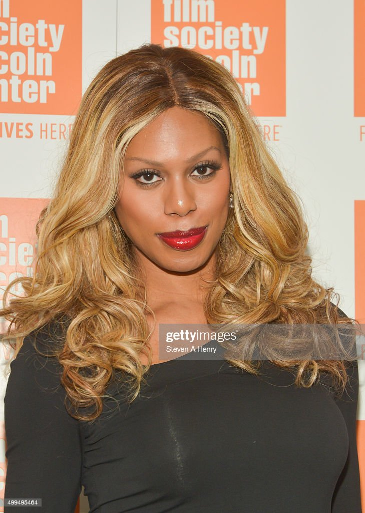Laverne Cox attends the 'Tangerine' New York screening hosted by Laverne Cox at the Elinor Bunin Munroe Film Center on December 1, 2015 in New York City.