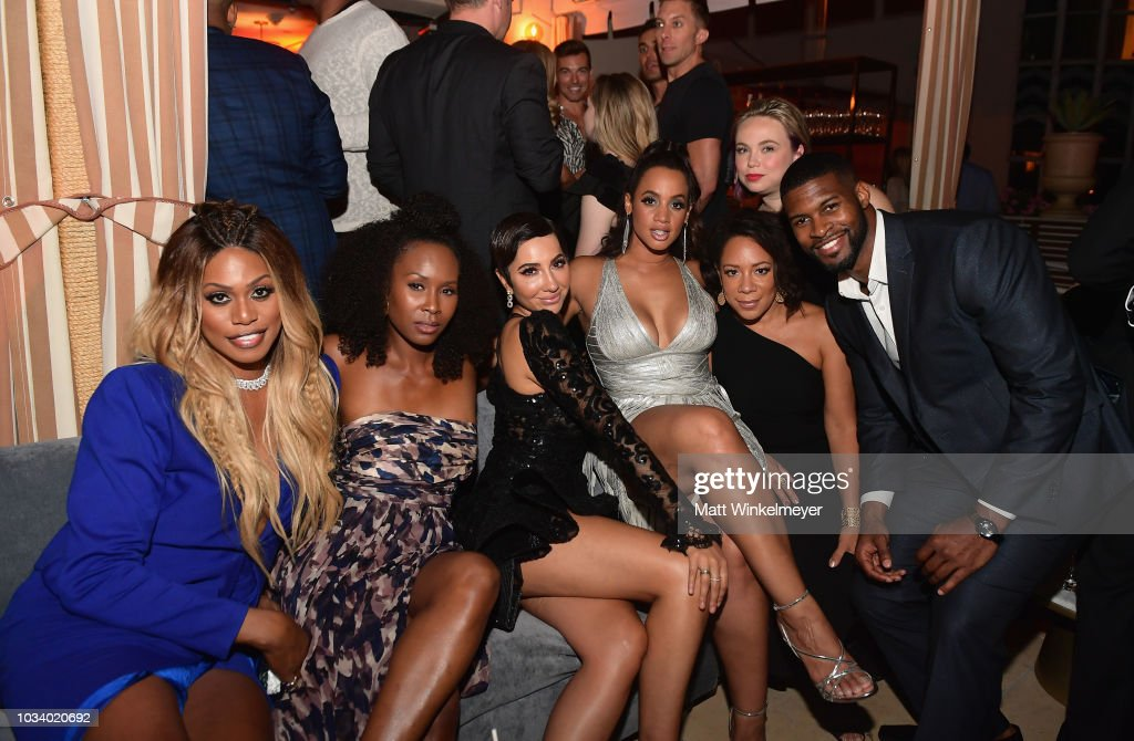Entertainment Weekly And L'Oreal Paris Hosts The 2018 Pre-Emmy Party - Inside : News Photo