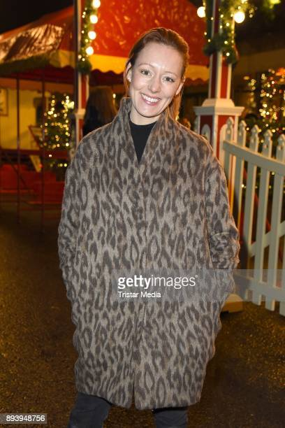 Lavinia Wilson attends the 14th Roncalli Christmas Circus Premiere at Tempodrom on December 16 2017 in Berlin Germany